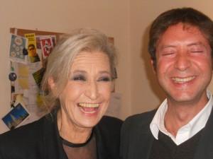 Barbara Alberti alla FACOLTA' DI SCIENZE DELLA FELICITÀ