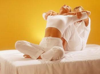 Corso di massaggio Thai con Giorgio D'Arca