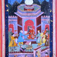 En attendant Akbar Shahanshah, Re dei re tout court