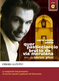 Travolgente Fabrizio Gifuni in collusione emozionale con Gadda