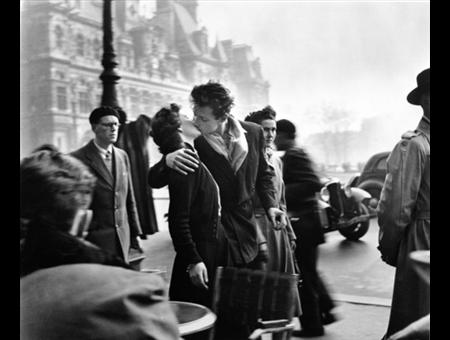 Paris en liberté.  Robert Doisneau