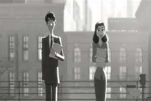 Paperman. The 2013 Oscar Nominated Shorts.