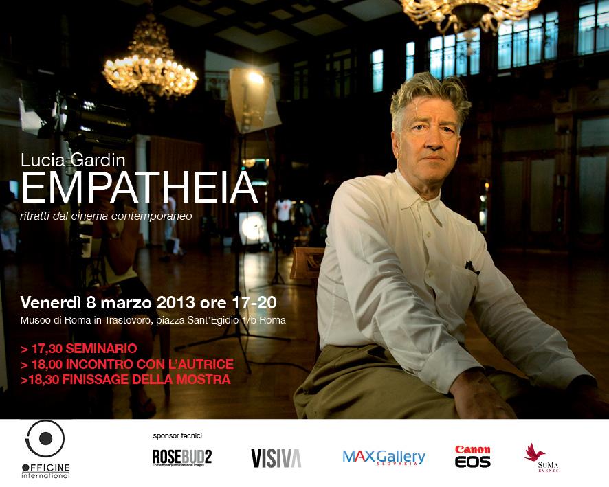 Finissage della mostra Empatheia by Lucia Gardin fino al 10 marzo.