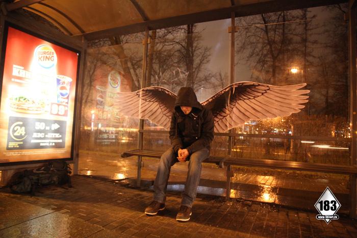 Pasha 183, la street art russa ha perso il suo cantore.