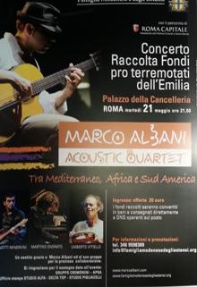 Famiglia Modenese e degli Estensi 3° concerto per Emilia.