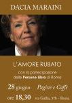 Ragazze che amiamo, Dacia Maraini, Sandra Giuliani.