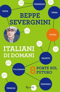 """Beppe Severgnini presenta """"Italiani di domani. 8 porte sul futuro""""."""