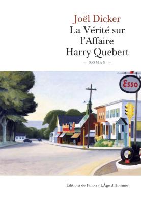 « Surtout soyez ambitieux ! » La Vérité sur l'Affaire Harry Quebert.