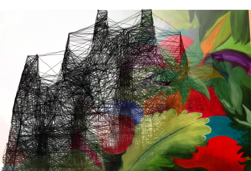 """Crossroads"" di Aleksandra Lajtenberger e Stefania Stefanelli."