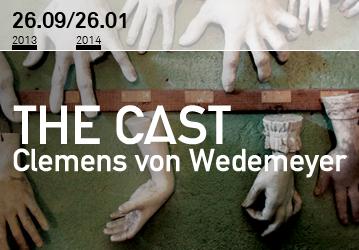 The Cast. Clemens von Wedemeyer al MAXXI.