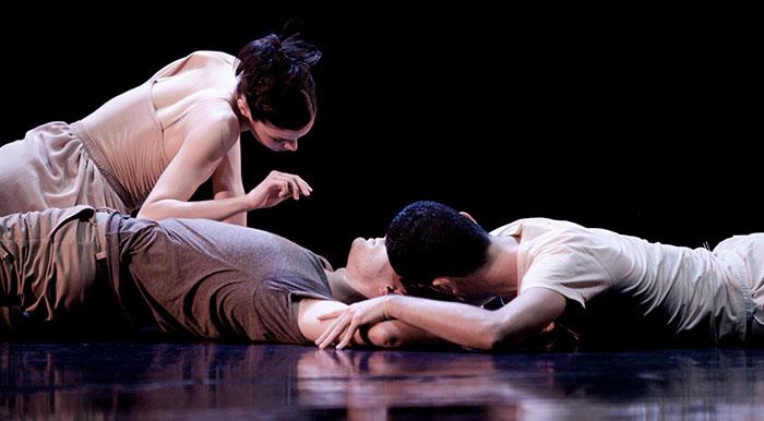 Gran credito di attenzione al Balletto di Roma, ospite al Vascello