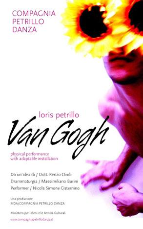 Teatro Vascello: (s)offre Van Gogh.