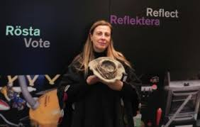 Così fan gli uccelli, così fa Daniela Ducato, Euwiin International Awards 2013.