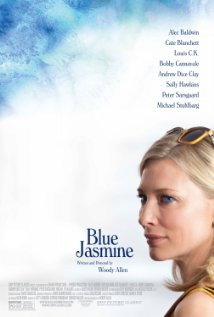 Blue Jasmine by Woody Allen.