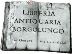 Libreria antiquaria Borgolungo in stile shabby chic