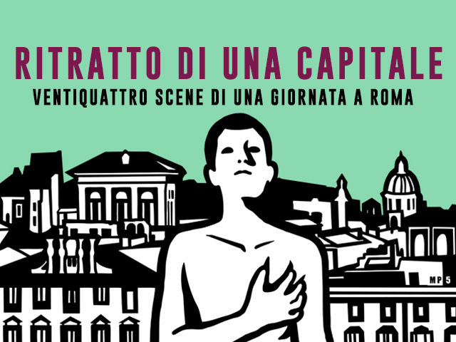 Odi et amo di Calbi per Roma al Teatro Argentina
