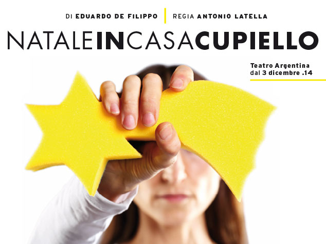 "Inedito e imperdibile ""Natale in casa Cupiello"" di Latella"