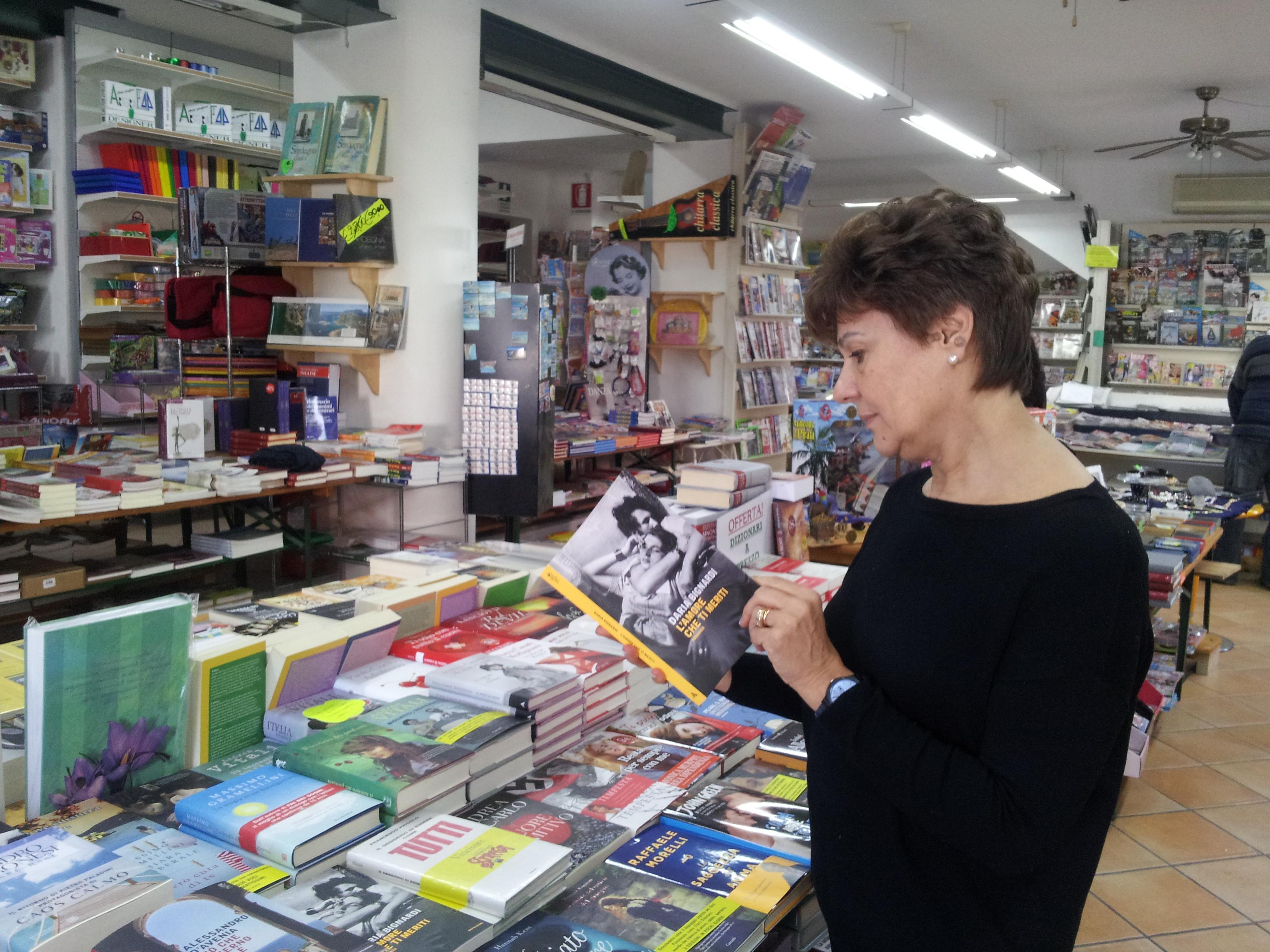 Libreria Roggero, wellbeing activist in Santa Teresa di Gallura