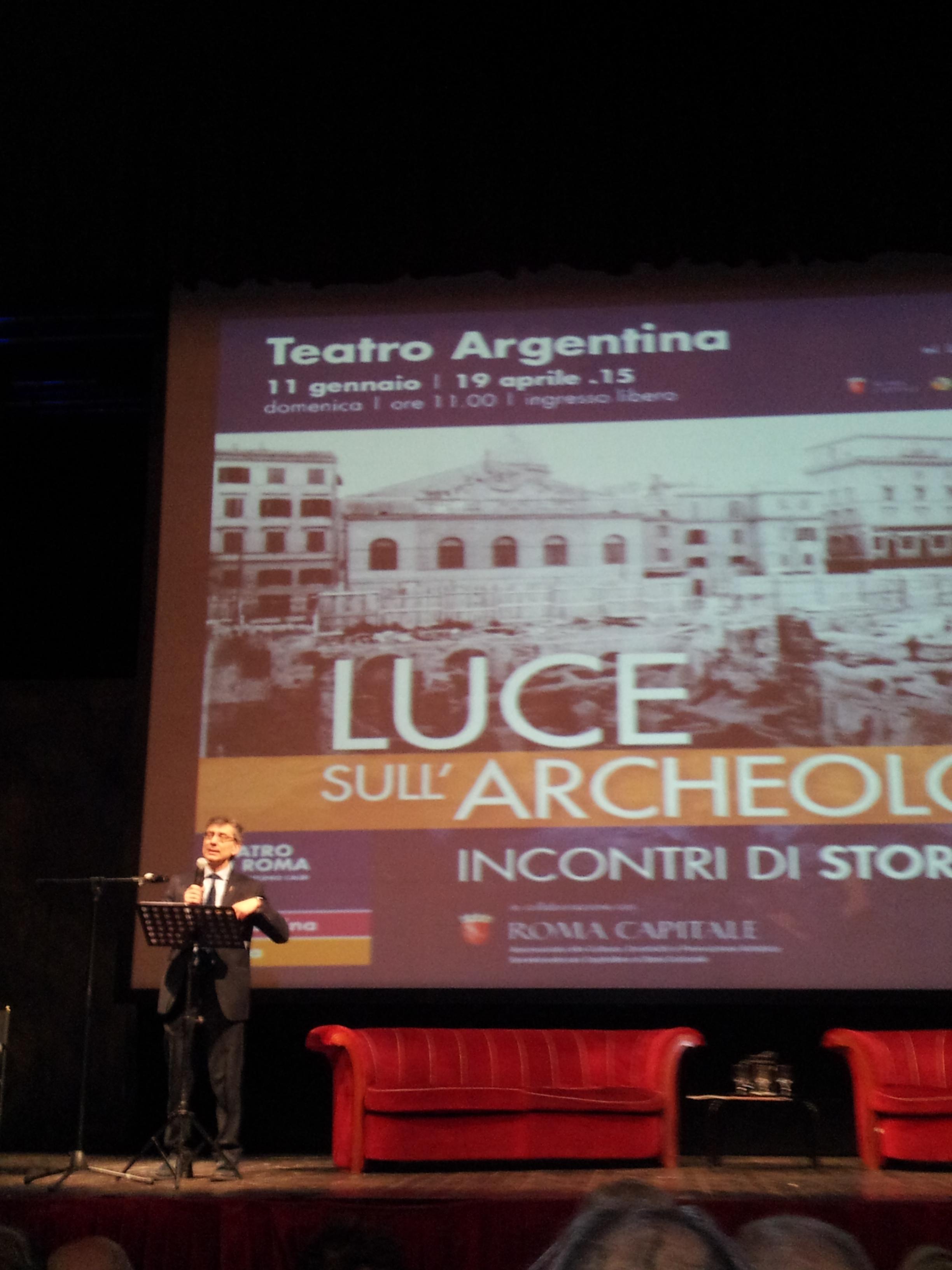 Antonio Calbi e il rinascimento del Teatro di Roma