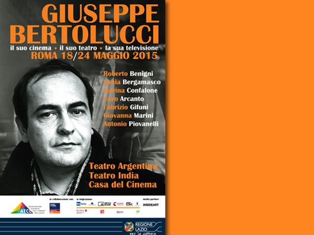 Festival per Giuseppe Bertolucci, il suo cinema, il suo teatro, la sua televisione