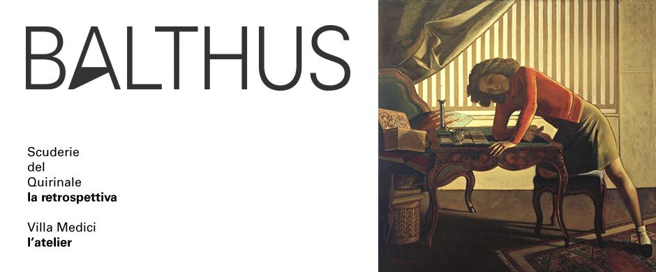 Enigmatico Balthus alle Scuderie del Quirinale