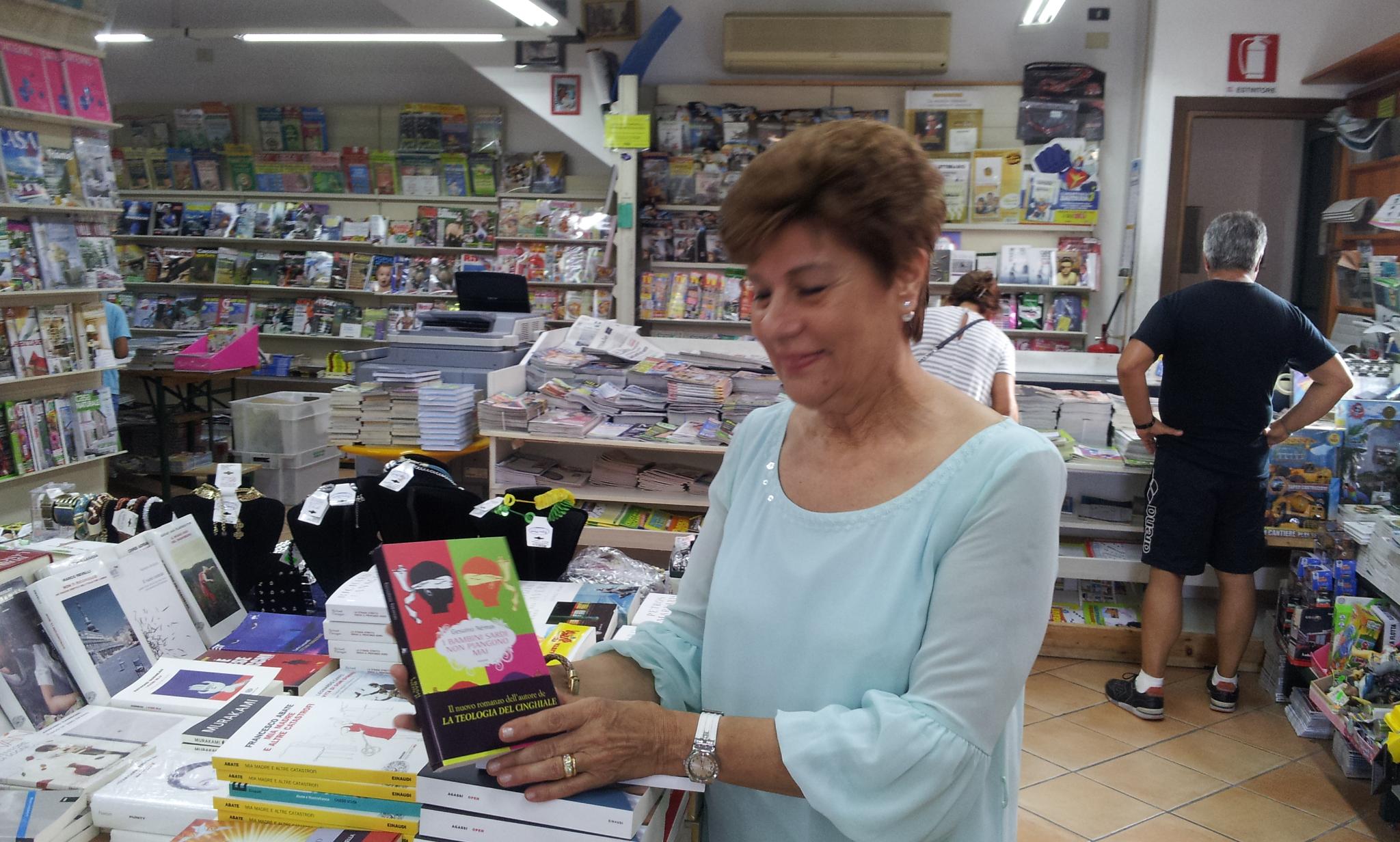 (Predi)letti d'estate alla libreria Roggero