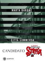 Città Sommersa – Marta Barone ed. Bompiani