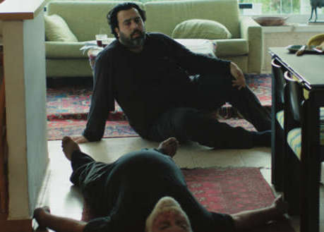 The death of cinema and my father too di Dani Rosenberg