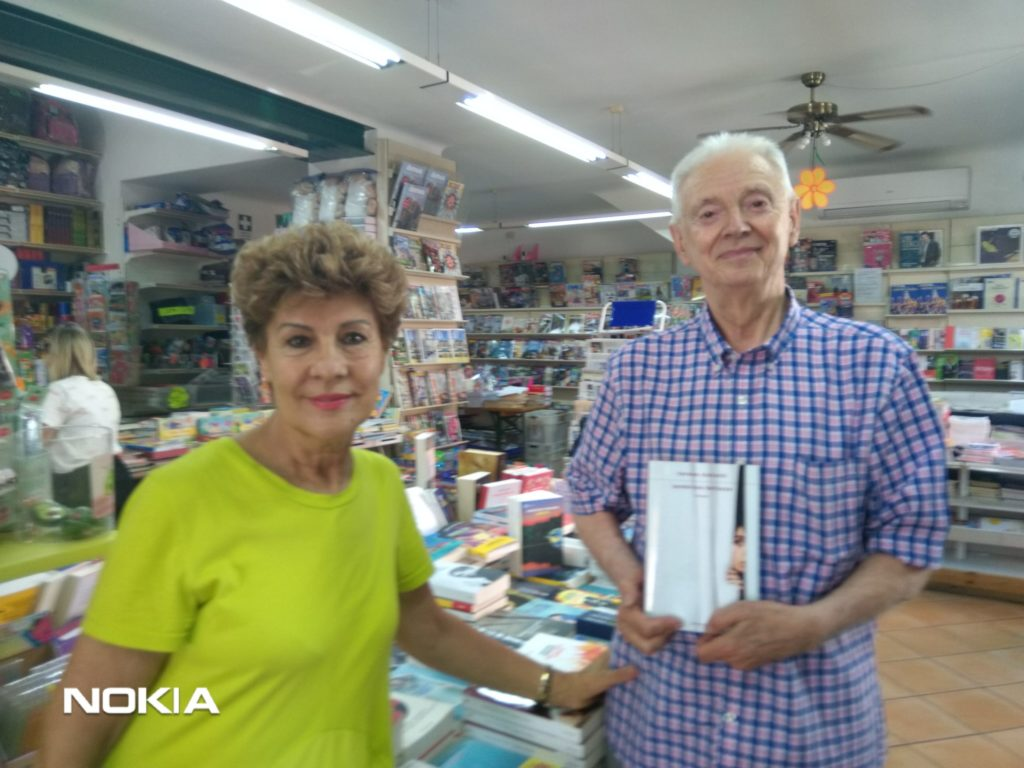 Santa Teresa Gallura da leggere: libreria Roggero.